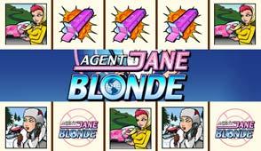 Слот Agent Jane Blonde