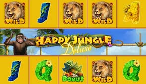Слот Happy Jungle Deluxe
