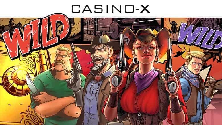 Бонус в игровом автомате Wild в Казино Х